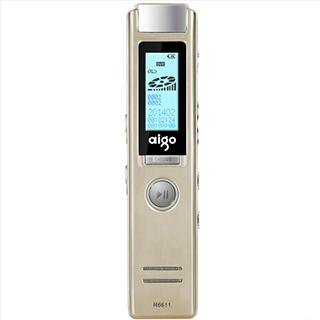 万博网页版万博manbetx体育爱国者(aigo)R6611录音笔专业微型 高清远距降噪 MP3播放器 学习/会议适用 8G 香槟金色manbetx万博体育平台批发