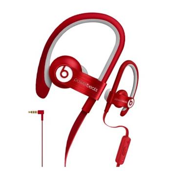 万博网页版万博manbetx体育BEATS PowerBeats 2 挂耳式运动耳机 红色 iphone线控带麦manbetx万博体育平台批发