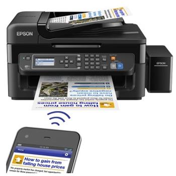 万博网页版万博manbetx体育爱普生(EPSON)L565 墨仓式 网络传真打印机一体机(打印 复印 扫描 云打印 无线直连)manbetx万博体育平台批发