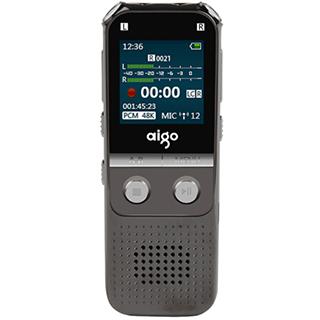 万博网页版万博manbetx体育爱国者(aigo)R5522 录音笔专业 高清远距降噪 微型声控 PMC高品质 16G manbetx万博体育平台批发