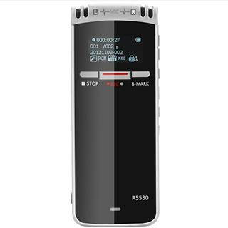 万博网页版万博manbetx体育爱国者(aigo) R5530录音笔专业高清远距降噪 MP3播放器 炫黑6.6mm轻薄机身 带背夹 8GB 黑色 manbetx万博体育平台批发