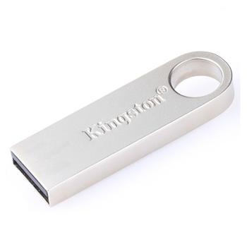 万博网页版万博manbetx体育金士顿(Kingston)DT SE9H 8GB 金属U盘 银色亮薄manbetx万博体育平台批发