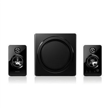 万博网页版万博manbetx体育 Philips/飞利浦 SPA7355 大功率多媒体音箱2.1低音炮 manbetx万博体育平台批发