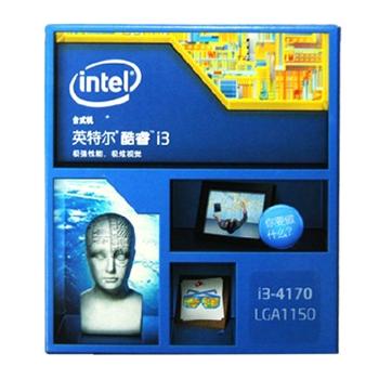 万博网页版万博manbetx体育英特尔(Intel) 酷睿i3-4170 22纳米 Haswell架构盒装CPU处理器 (LGA1150/3.7GHz/3MB三级缓存/54W)manbetx万博体育平台批发