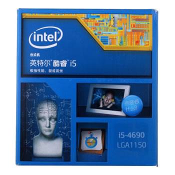 万博网页版万博manbetx体育英特尔(Intel)酷睿四核 i5-4690 1150接口 盒装CPU处理器manbetx万博体育平台批发