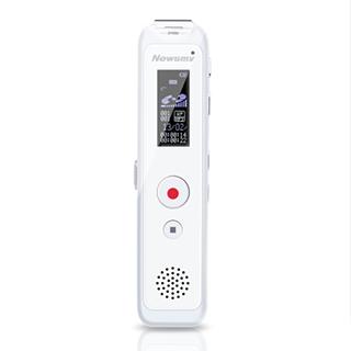 万博网页版万博manbetx体育纽曼(Newsmy)RV90 16G 白色 商务专业数码录音笔 微型PCM无损录音 会议 MP3 播放器 manbetx万博体育平台批发