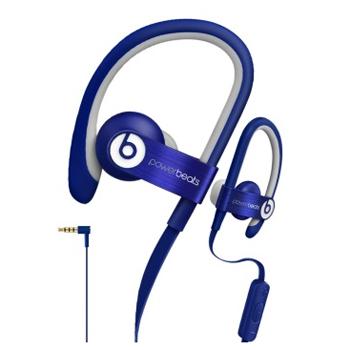 万博网页版万博manbetx体育BEATS PowerBeats 2 挂耳式运动耳机 蓝色 iphone线控带麦manbetx万博体育平台批发