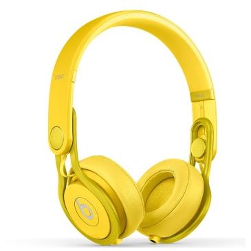 万博网页版万博manbetx体育Beats Mixr 混音师 头戴贴耳监听耳机 Hi-Fi Colr版 黄色 带麦manbetx万博体育平台批发