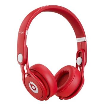 万博网页版万博manbetx体育Beats Mixr 混音师 头戴贴耳监听耳机 Hi-Fi 红色 带麦manbetx万博体育平台批发