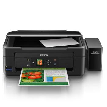 万博网页版万博manbetx体育爱普生(EPSON)L455 墨仓式 智能无线打印机一体机(打印 复印 扫描 云打印 无线直连)manbetx万博体育平台批发
