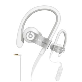 万博网页版万博manbetx体育BEATS PowerBeats 2 挂耳式运动耳机 白色 iphone线控带麦manbetx万博体育平台批发