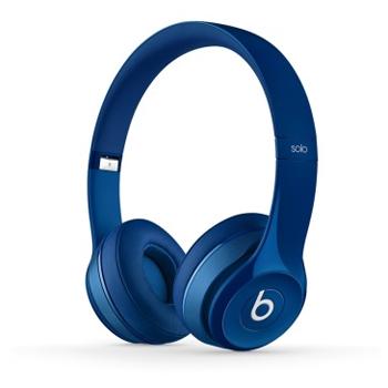 万博网页版万博manbetx体育Beats Solo2 独奏者第二代 头戴式贴耳耳机 纯蓝色 带麦manbetx万博体育平台批发