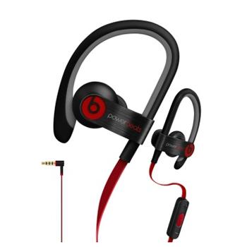 万博网页版万博manbetx体育BEATS PowerBeats 2 挂耳式运动耳机 黑色 iphone线控带麦manbetx万博体育平台批发