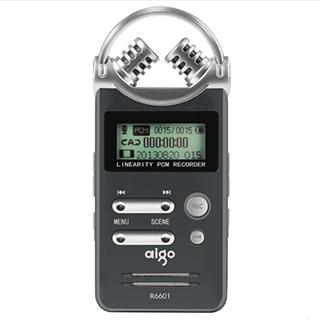 万博网页版万博manbetx体育爱国者(aigo)R6601 专业高清远距离录音笔 8GB灰色manbetx万博体育平台批发