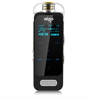 万博网页版万博manbetx体育爱国者(aigo)R6635 录音笔专业 微型 高清远距降噪正品 触摸屏幕 8G 黑色manbetx万博体育平台批发