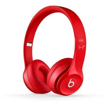 万博网页版万博manbetx体育Beats Solo2 独奏者第二代 头戴式贴耳耳机 骚红色 带麦manbetx万博体育平台批发