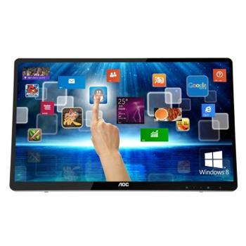万博网页版万博manbetx体育AOC E2472PWUT/BS 23.6英寸双HDMI Win8认证10点电容触摸屏显示器manbetx万博体育平台批发