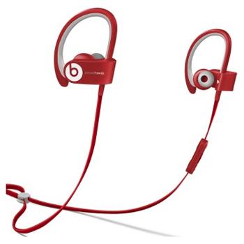 万博网页版万博manbetx体育Beats PowerBeats2 Wireless 双动力无线版 入耳式运动耳机 红色 蓝牙无线带麦manbetx万博体育平台批发